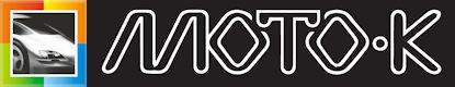 MOTO-K lakiery, sztyfty zaprawkowe Logo